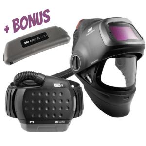 Speedglas G5-01VC Heavy-Duty Respiratory Welding Helmet