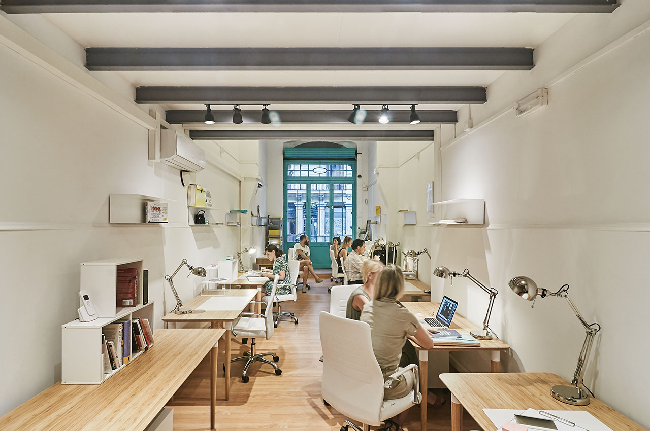 The surprising variety of the Coworking ecosystem