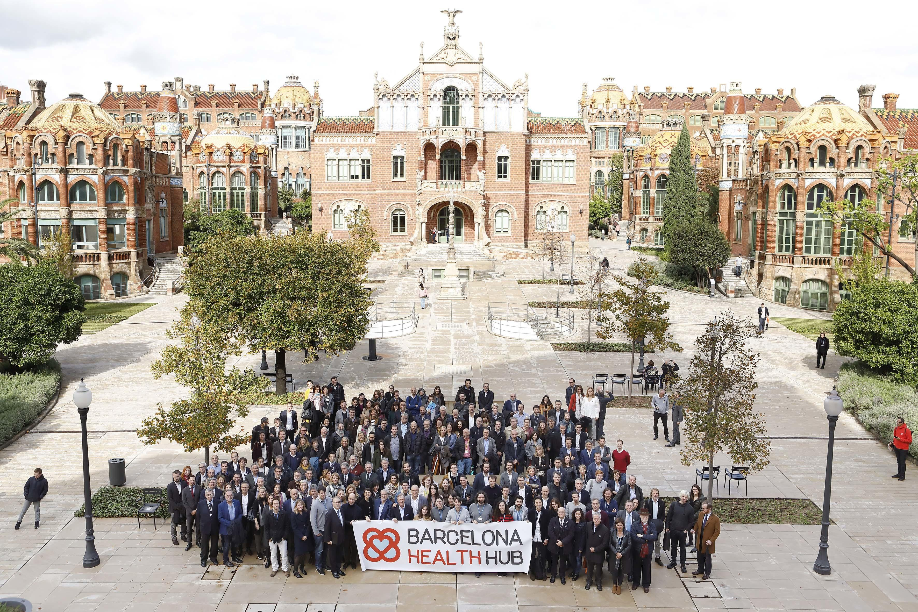 SUCCESS CASE: Why Barcelona Health Hub choose Daysk to build a thriving ecosystem of start-ups and corporates located in the emblematic modernist Recinte San Pau.