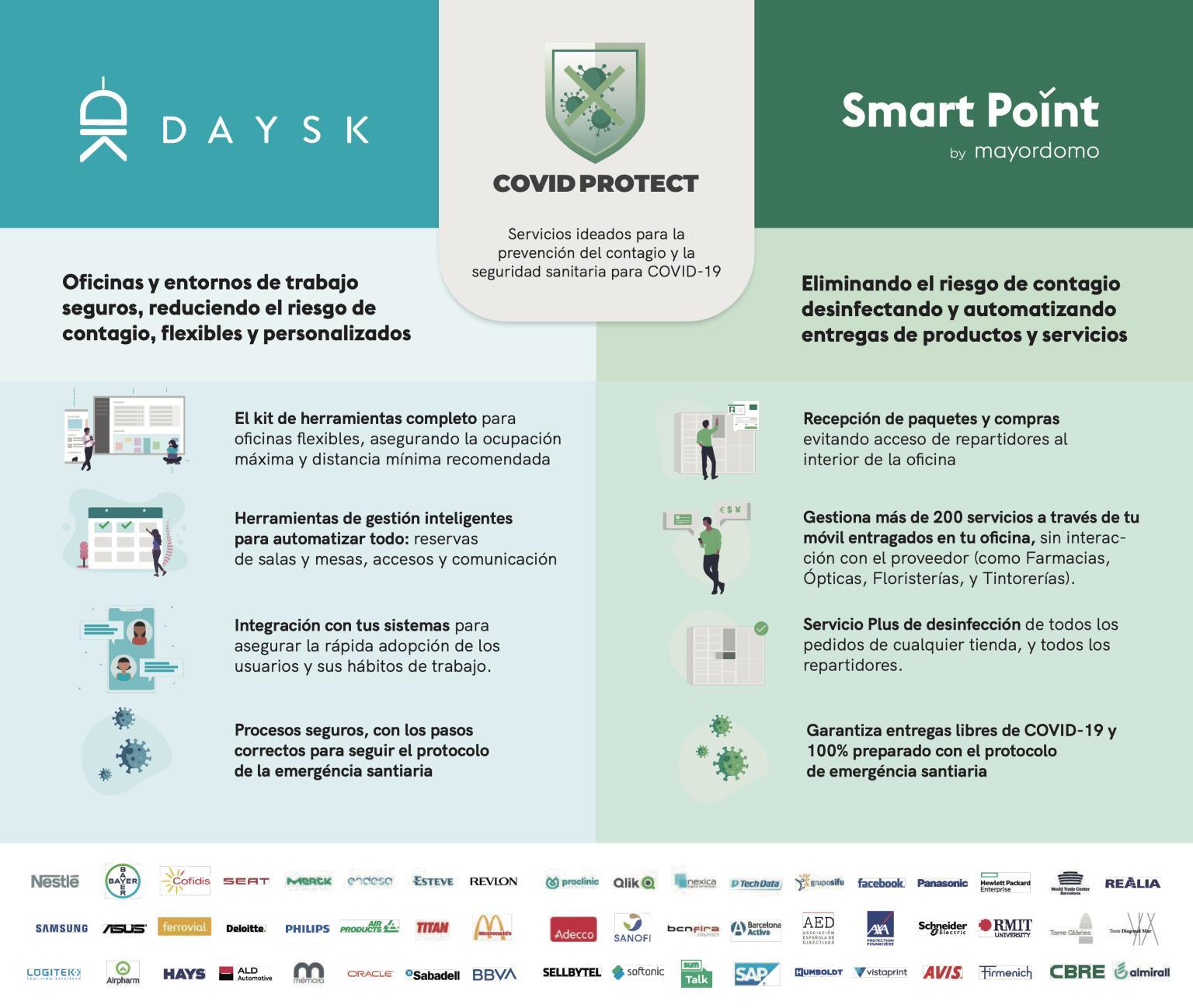 Daysk & Mayordomo firman un acuerdo de colaboración para ofrecer más servicios a sus clientes