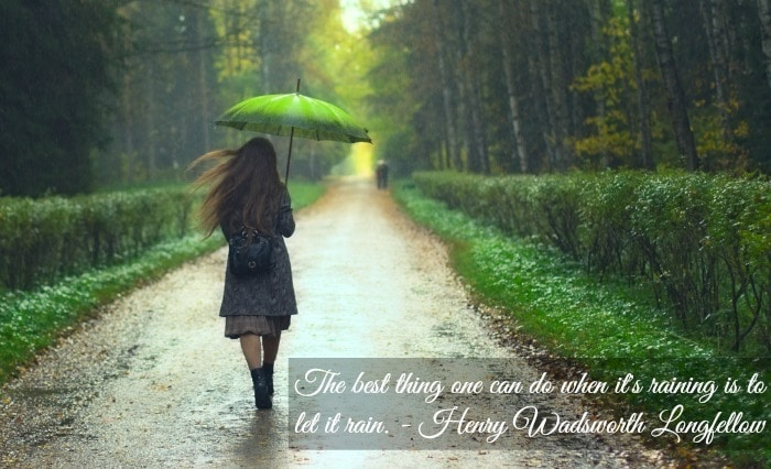 Cute Little Girl In Rain Wallpaper 5 Tips To Travel Like A Local