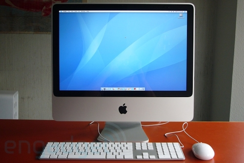 First look - Apple 4G iMac