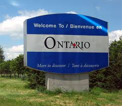 Moving From Quebec To Ontario, Part I Vehicle License