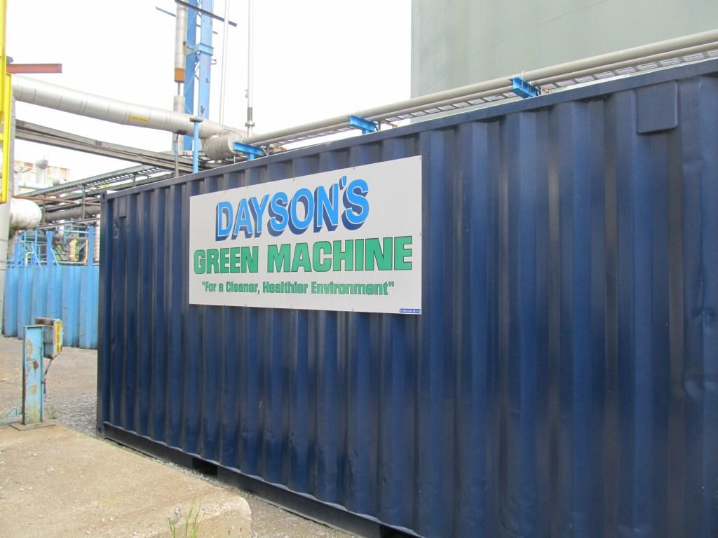 Dayson Green Machine