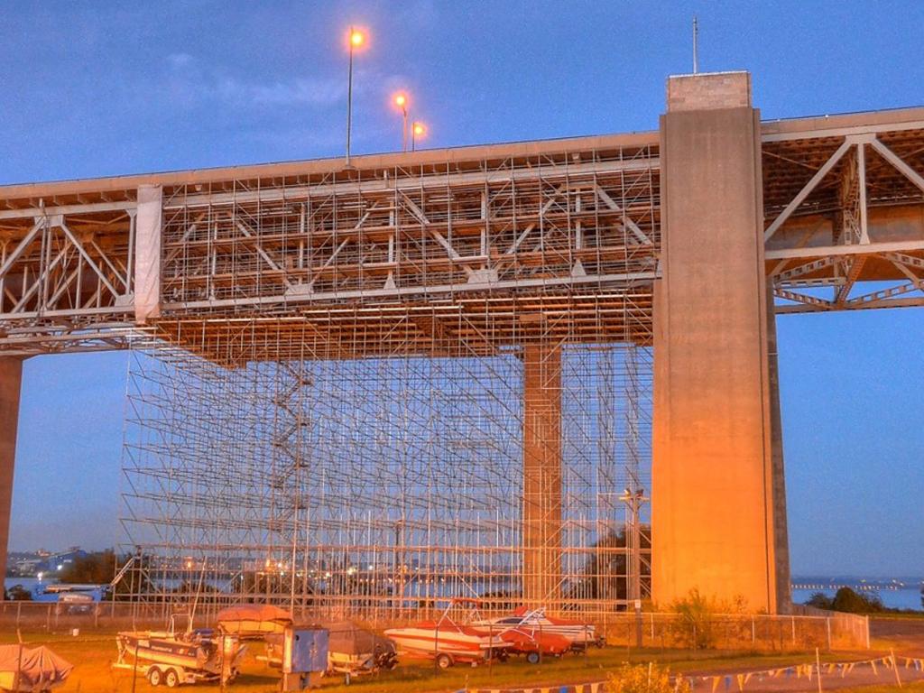 Burlington Skyway Bridge