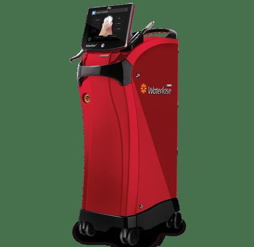 State of the art dental technology, Waterlase dental laser