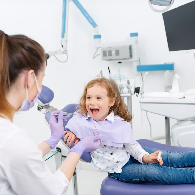 Children's dental health is vitally important to ensure healthy teeth and gums for a lifetime.