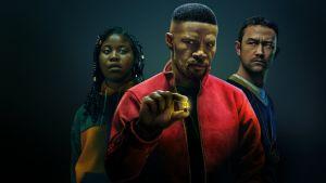 Netflix's Project Power, starring Jamie Foxx, Joseph Gordon-Levitt and Dominique Fishback