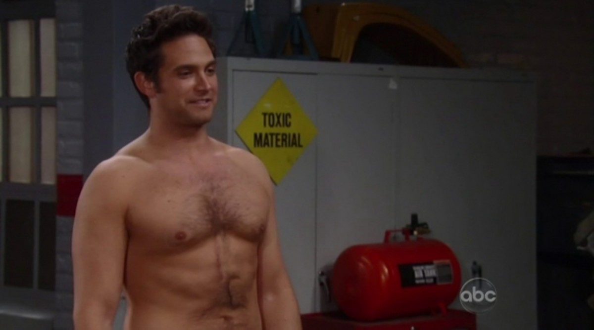 Brandon Barash to Play a Stripper on BONES  Daytime