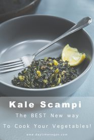 kale scampi pinterest pin