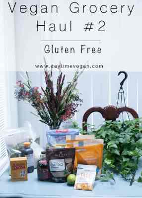 Grocery Haul | Gluten Free for Endometriosis