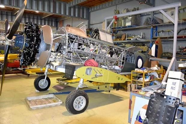 Aeronautical Maintenance Technician