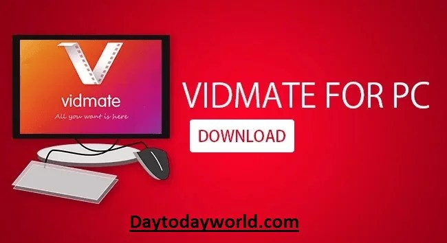 Download Vidmate for PC Windows and Mac