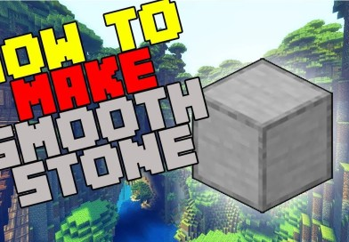 How To Make Stone In Minecraft And Turn It Into A Smooth Stone