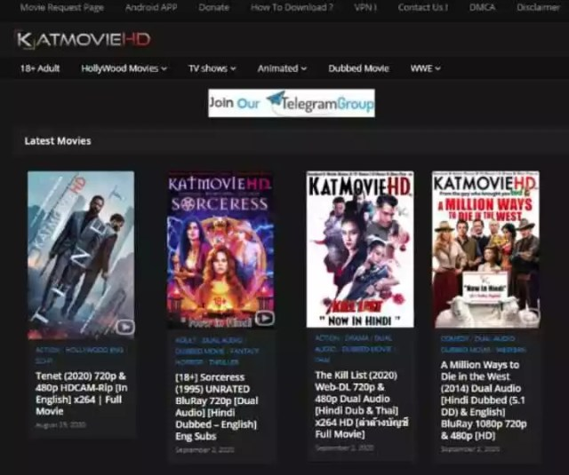 How to Download Movies from KAT Movies