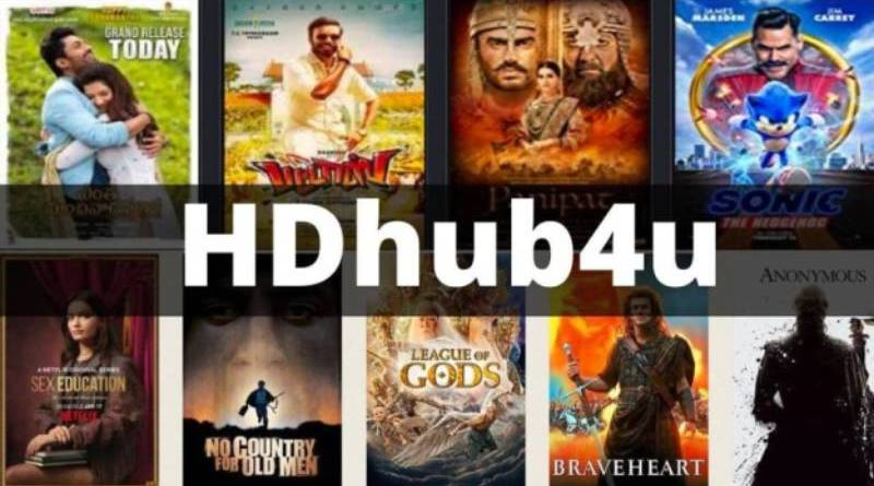 HDHUB4U MOVIE DOWNLOAD HOLLYWOOD IN HINDI