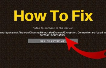 HOW TO FIX IO.NETTY.CHANNEL.ABSTRACTCHANNEL$ANNOTATEDCONNECTEXCEPTION