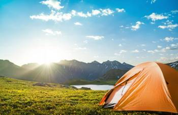 Simple Ways to Make Your Own Camping Tent