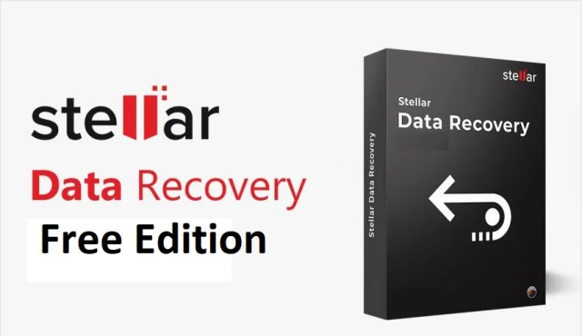 STELLAR DATA RECOVERY FREE EDITION