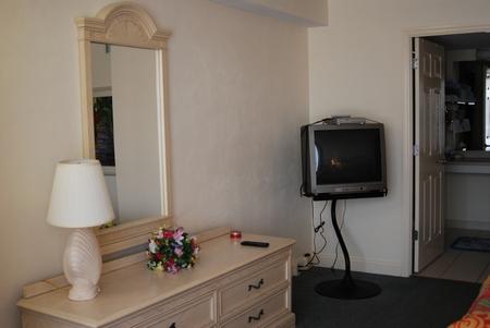 bedroom - tv