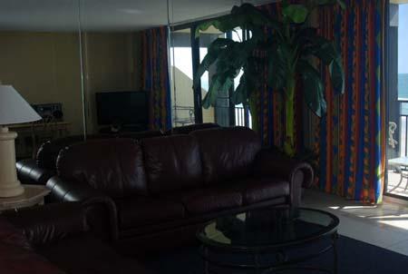 Hawaiian Inn - Far Side Sofa