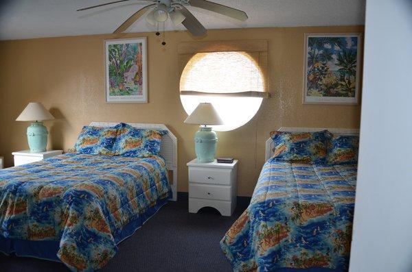 hawaiian inn resort bedroom 4
