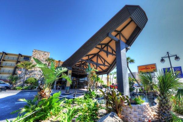 Hawaiian Inn Resort  Condo 124
