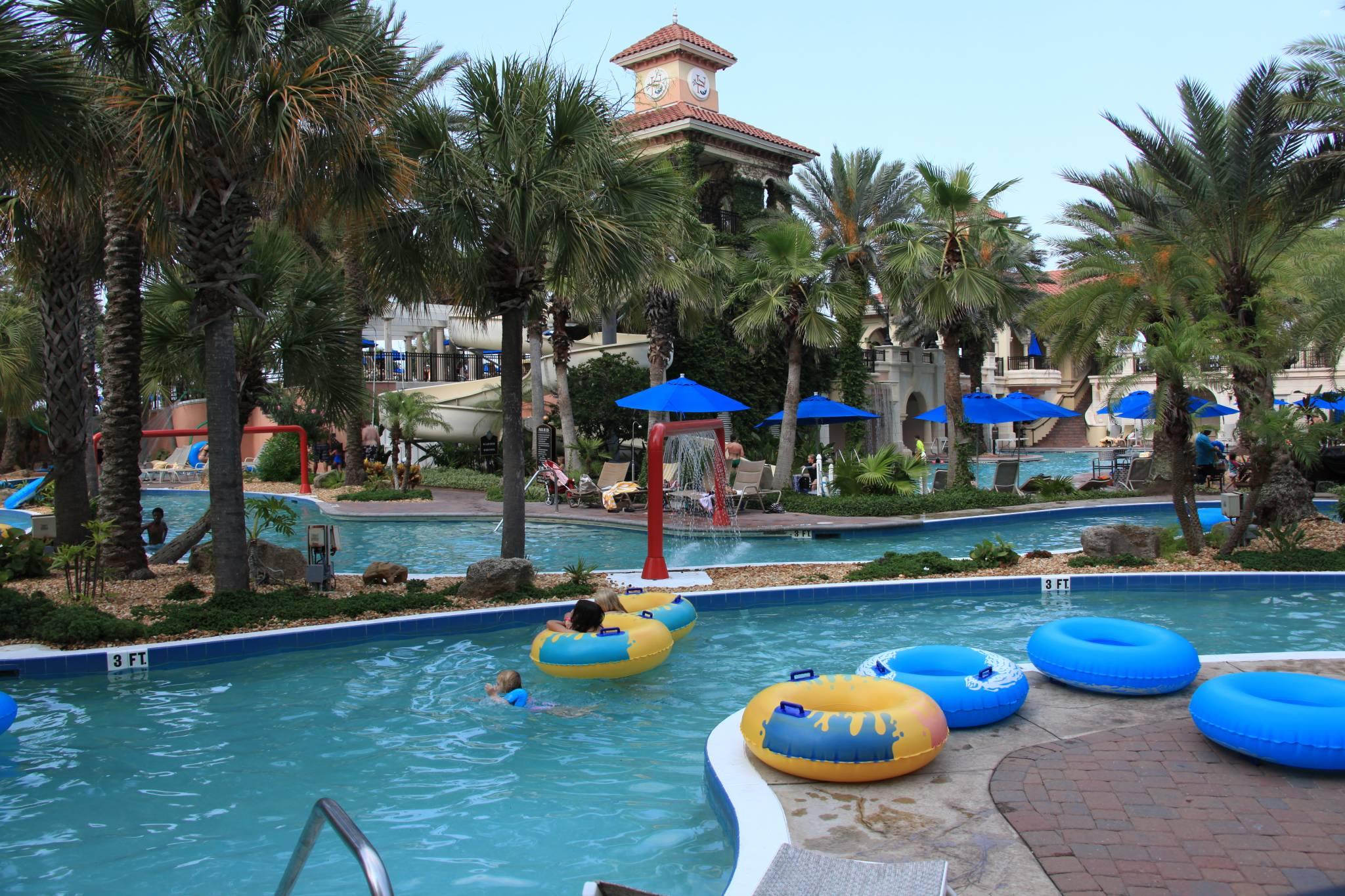Hammock Beach Resort Lazy River