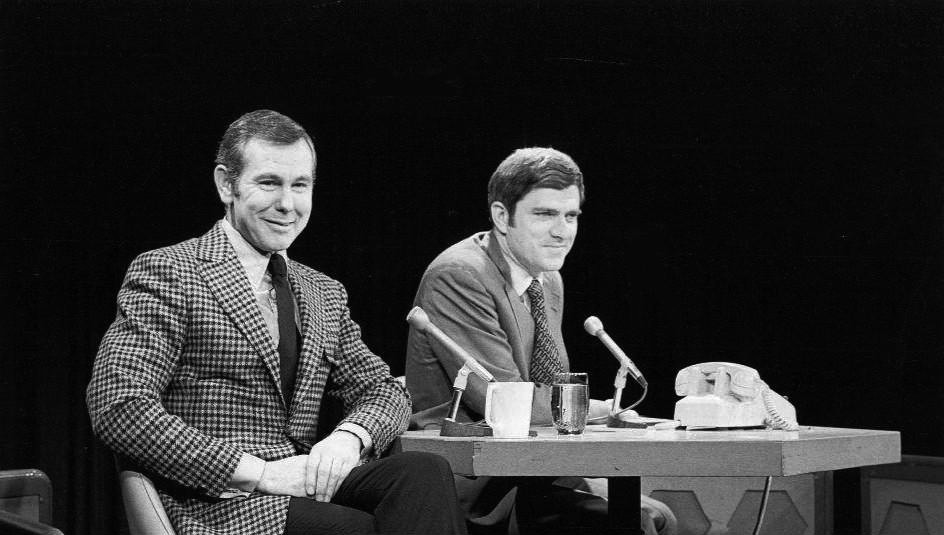 Phil Donahue and His Show