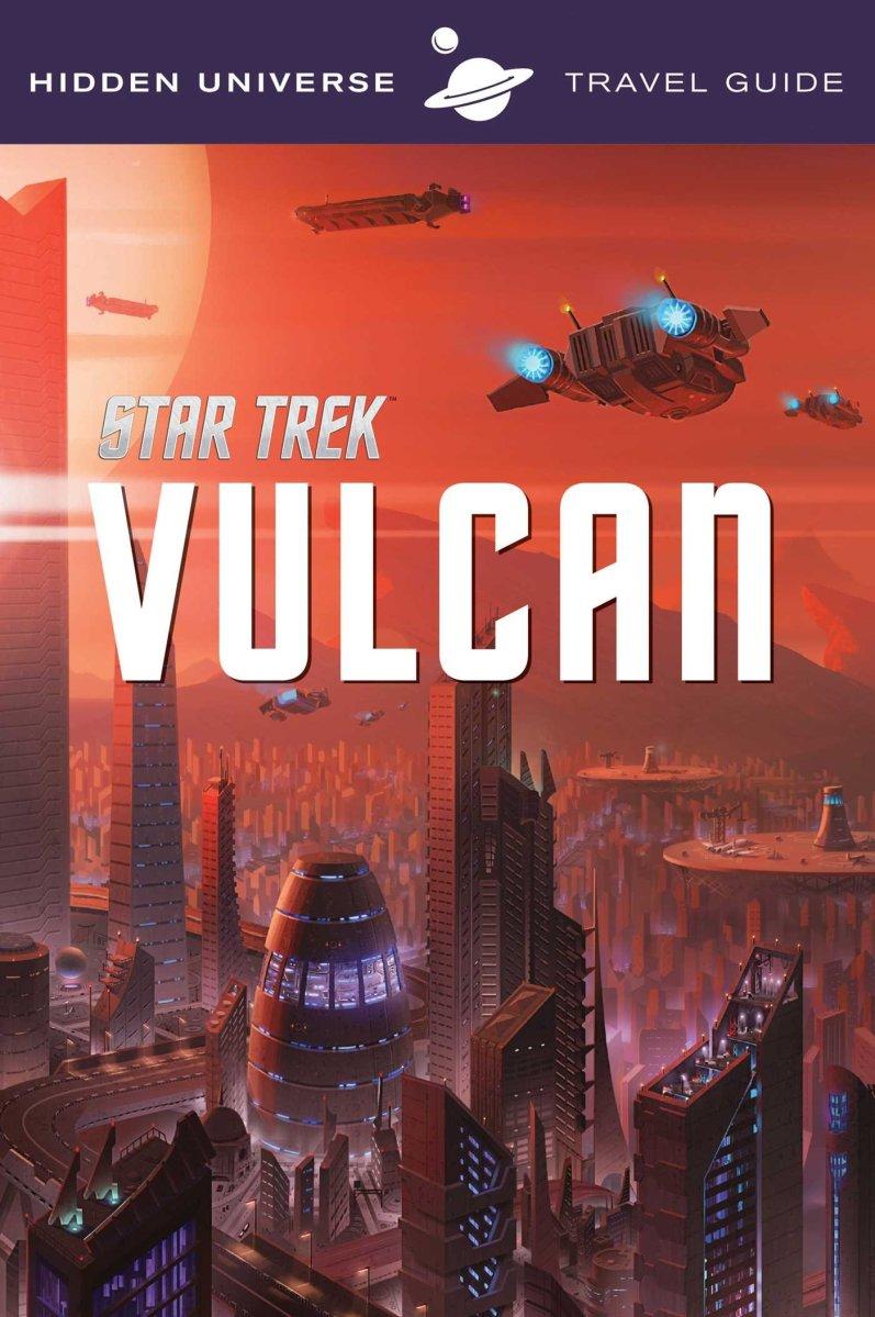 Take A Peek Inside My Vulcan Travel Guide! The Fog Of Ward