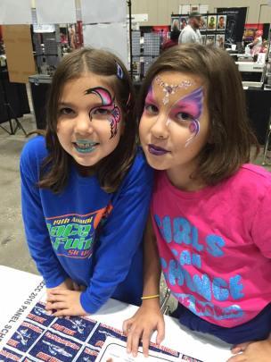 Kids-Facepainting