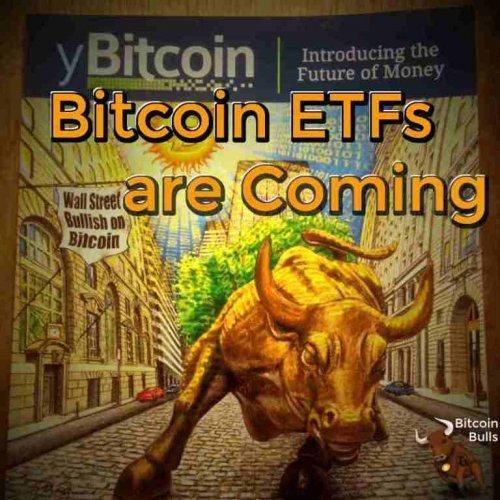 Биткоин ETF bitcoin etfs are Биткоин ETF (bitcoin) 1