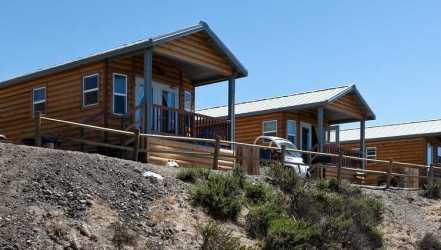jalama beach cabins cottages camping california campground