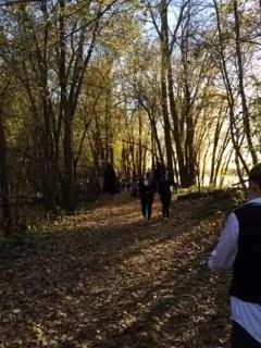 Trail of Terror, Zombie Run