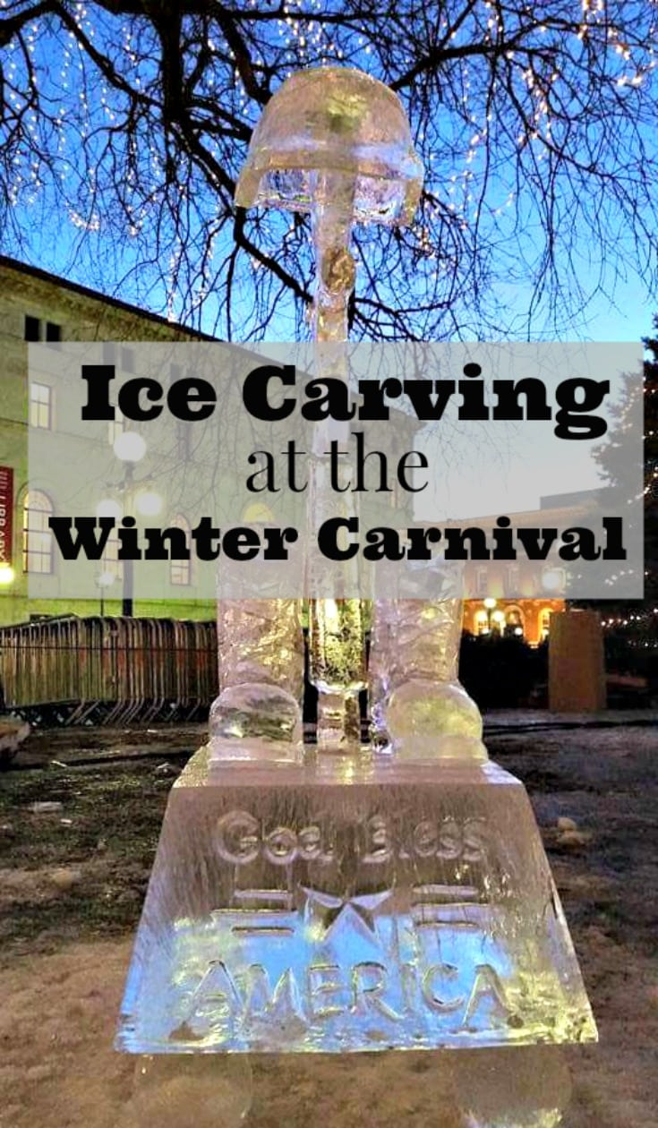 Your guide to the St. Paul Winter Carnival. All things ice related.