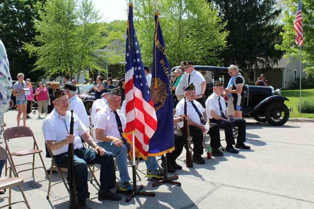 Whalen Stand Still Parade