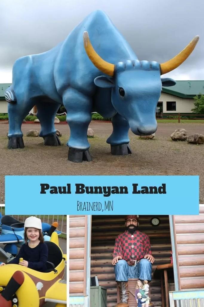 Paul Bunyan Land Brainerd MN
