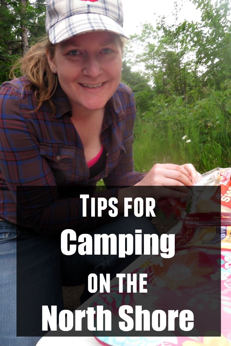 Tips for your 'North Shore' Lake Superior Camping Trip