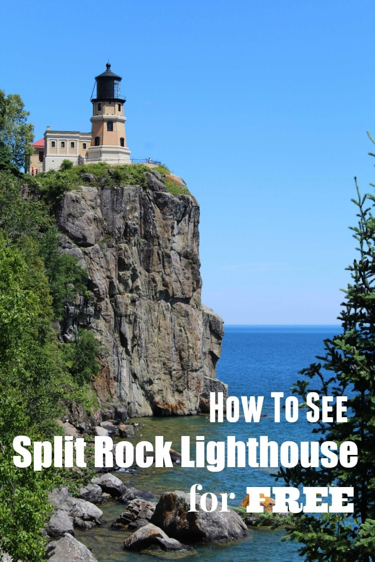 The most epic lighthouse view of Minnesota doesn't have to cost you any money to see. That's right free. Here is how to do it!