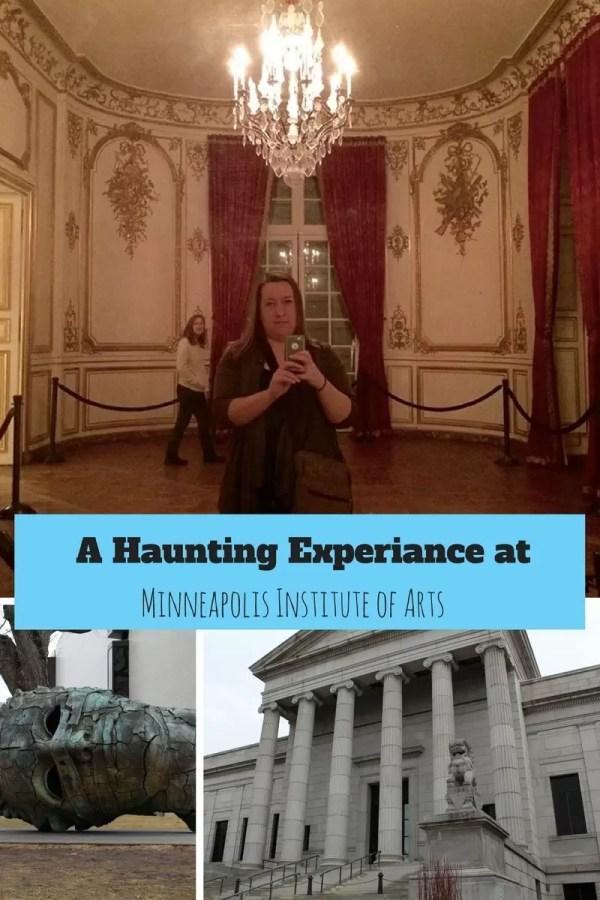Haunting Experience Minneapolis Institute Of Art