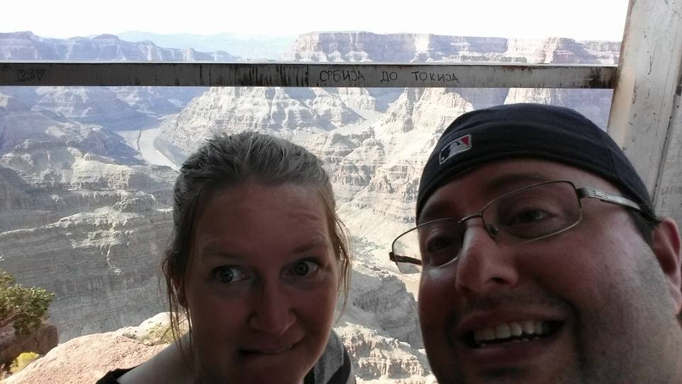 How to See The Grand Canyon From Las Vegas - Guano Mine