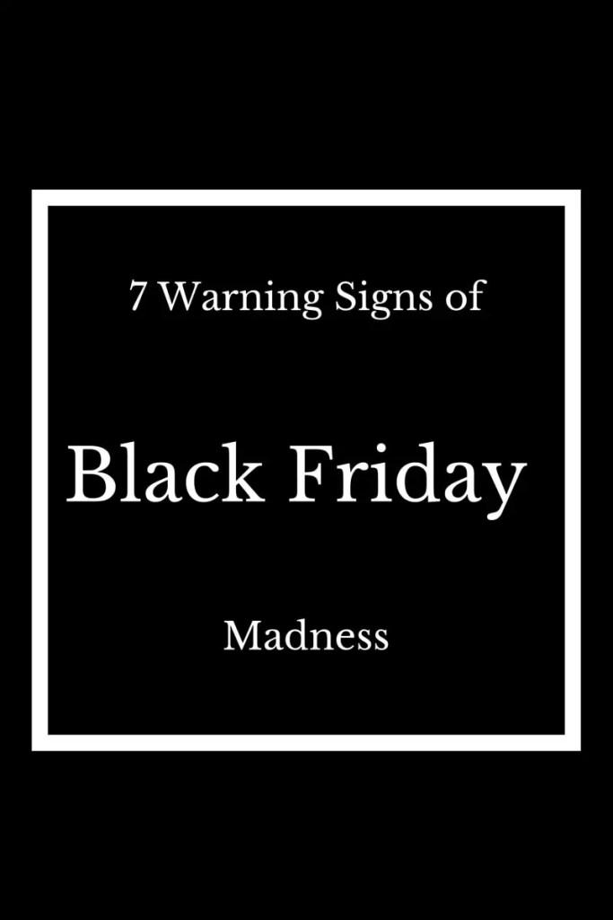 BlackFridayMadness
