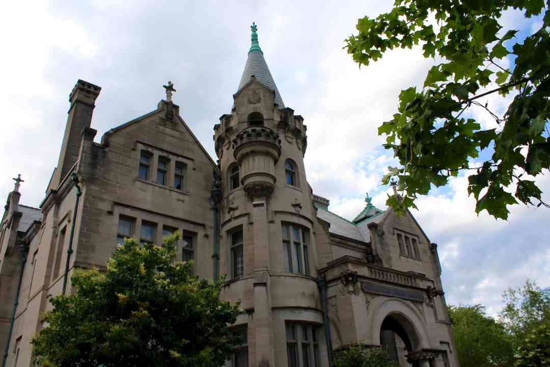 The Turnblad Mansion