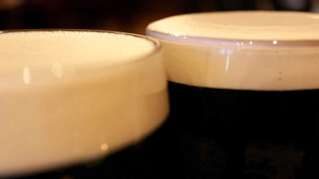 The Perfect Pour of Guinness