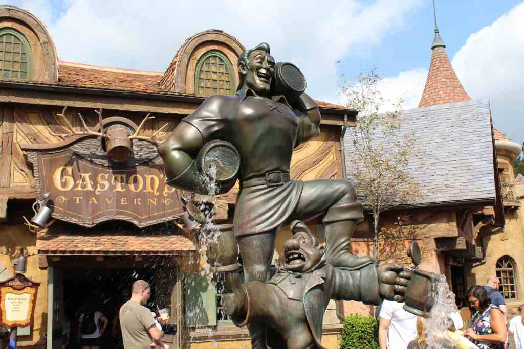 Gaston's Tavern, Navigating Disney World with Food Allergies