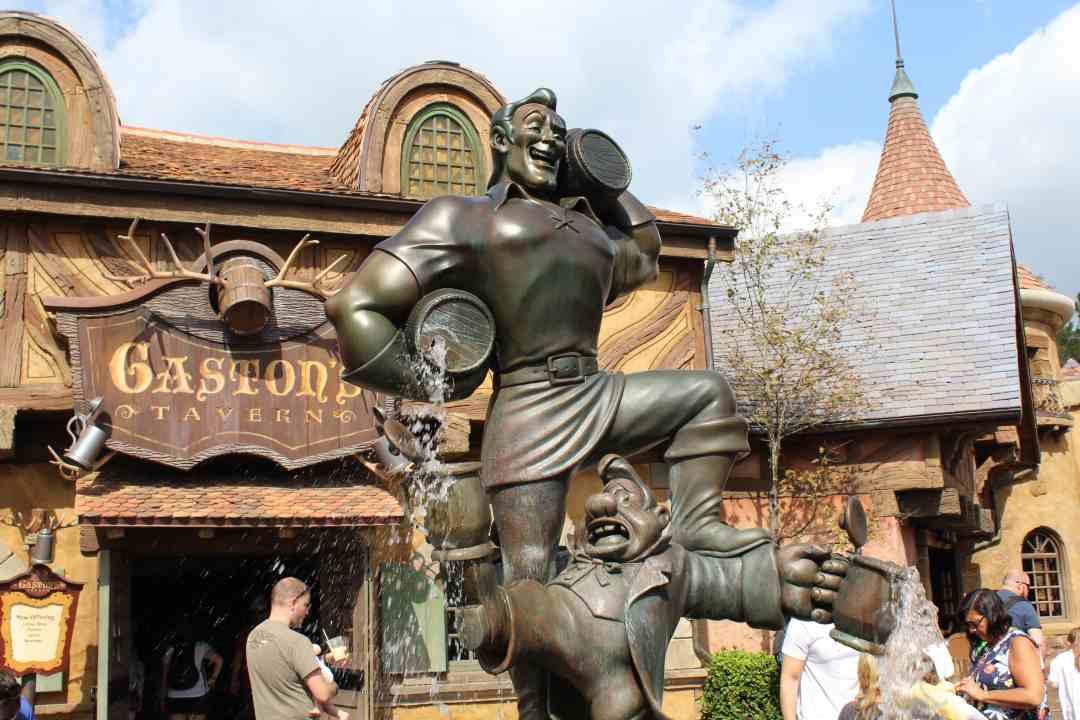 Gaston's Tavern at WDW