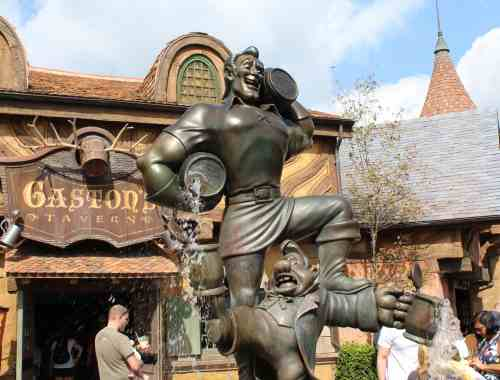 Gaston's Tavern at WDW