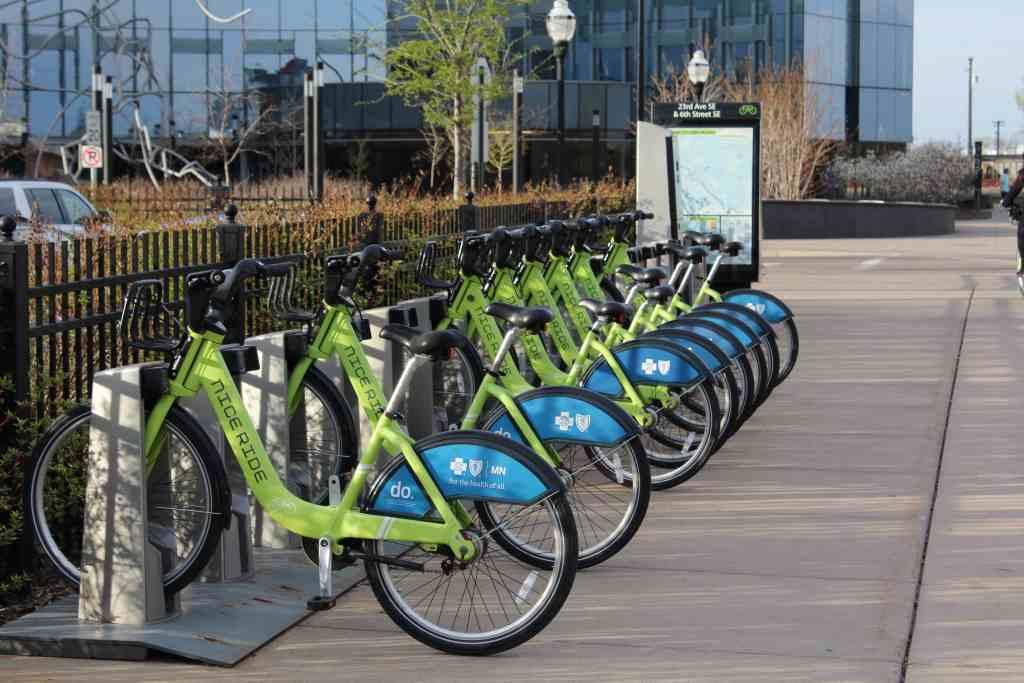 Nice Ride MN Bike Rentals