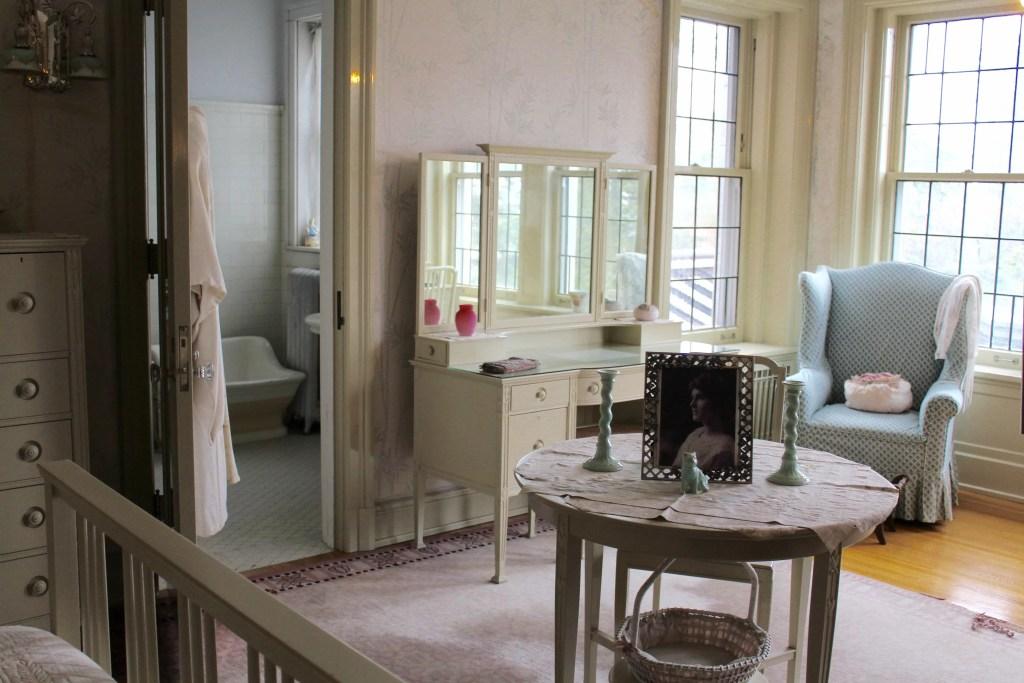 Girls Room at the Glensheen Mansion in Duluth