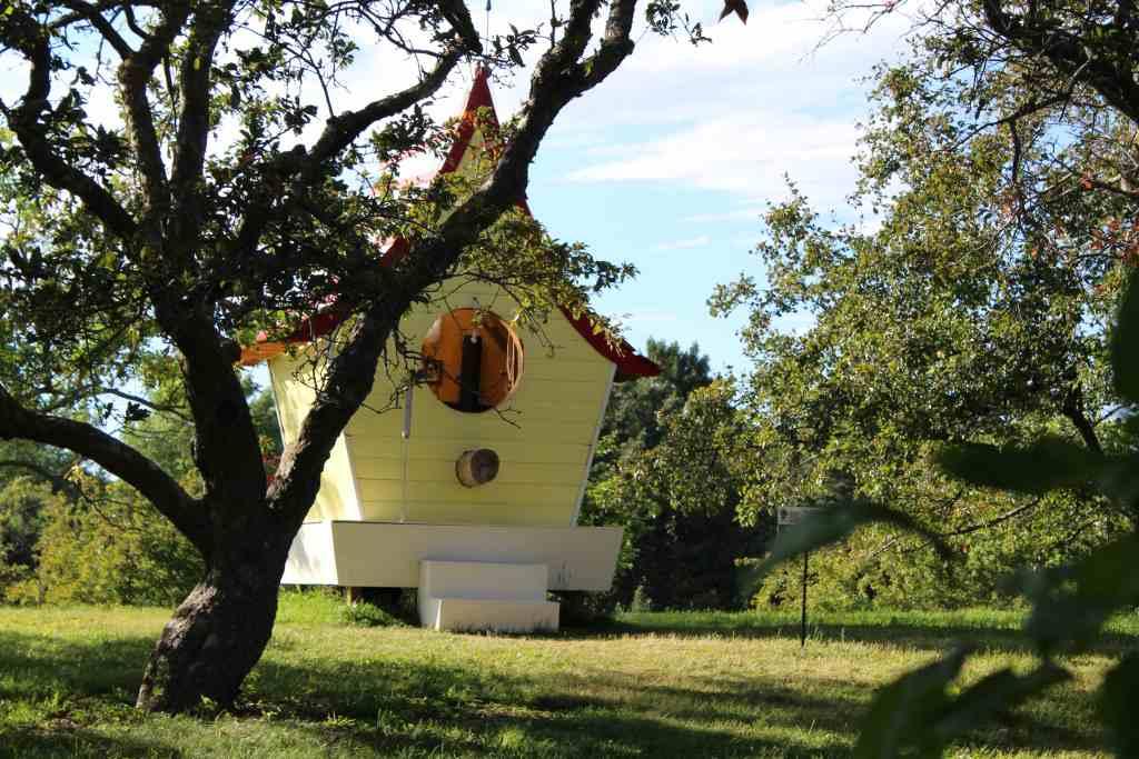 Birdhouse of Arthur J.E. Wren
